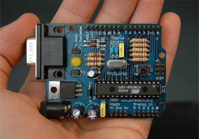 Открытая платформа Arduino
