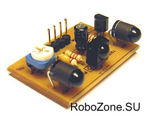 Модуль ИК-датчика на основе TSOP2136