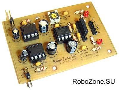 К примеру – самодельный робот