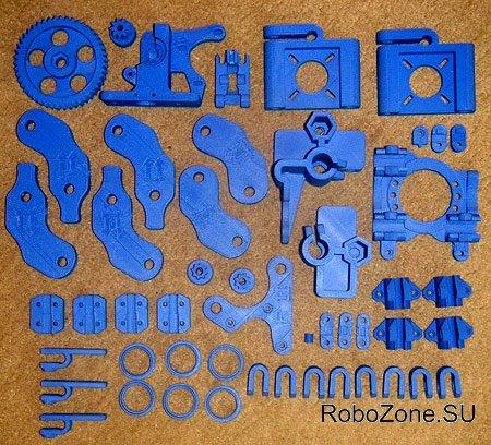 пластиковые детали RepRap